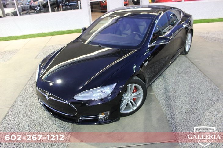 2014 Tesla Model S For Sale