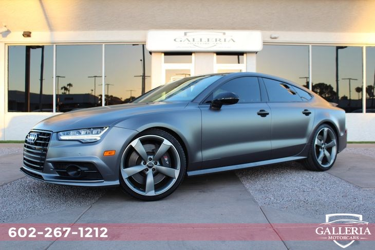 2016 Audi S7 For Sale