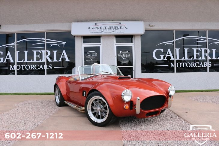 1965 Ford Cobra Factory Five For Sale