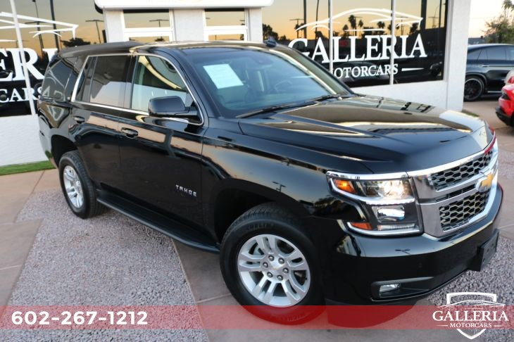 2018 Chevrolet Tahoe For Sale