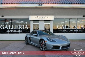 View 2017 Porsche 718 Cayman