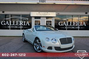 View 2013 Bentley Continental GTC