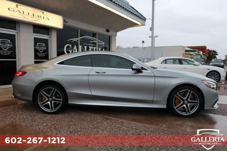 2015 Mercedes-Benz S 63 AMG EDITION 1 For Sale