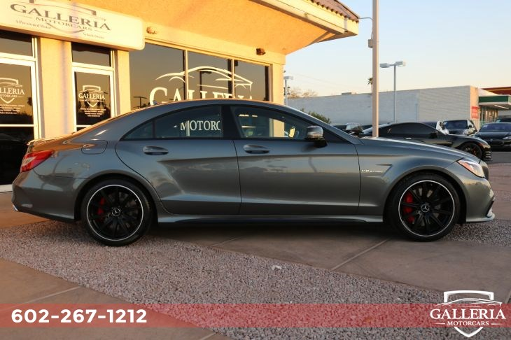 2017 Mercedes-Benz AMG CLS 63 For Sale