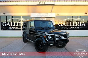 View 2015 Mercedes-Benz G 550