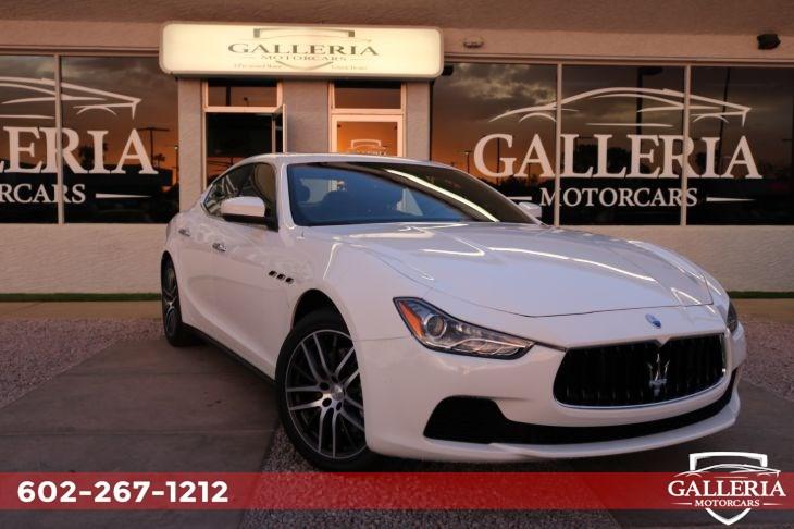 2017 Maserati Ghibli For Sale
