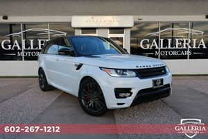 View 2017 Land Rover Range Rover Sport