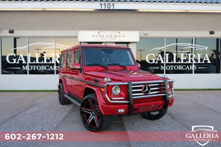 2015 Mercedes-Benz G 550 For Sale