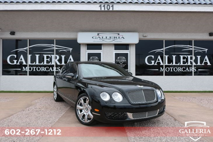 2006 Bentley Continental Flying Spur RARE Package For Sale