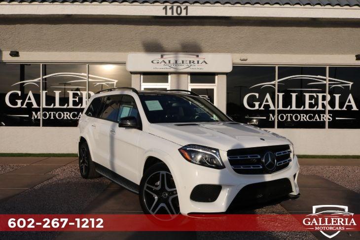 2018 Mercedes-Benz GLS 550 For Sale