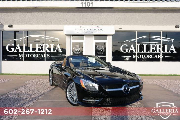 2016 Mercedes-Benz SL550 For Sale