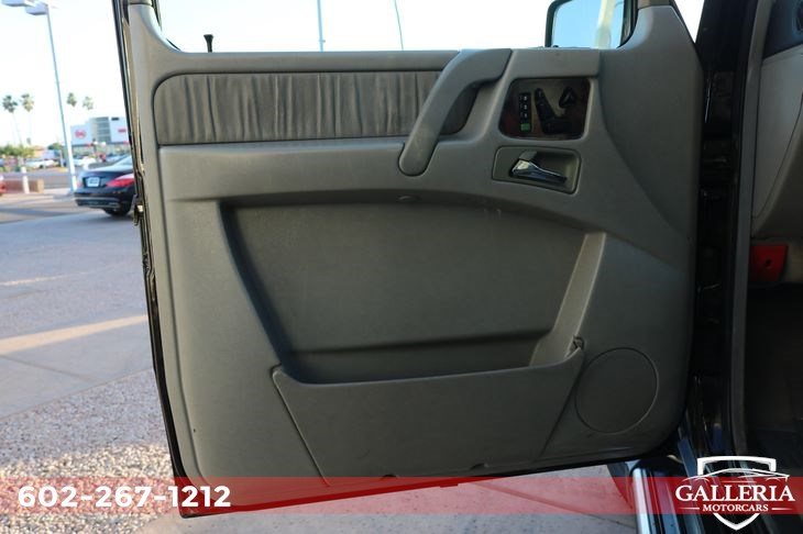 2002 Mercedes-Benz G500 For Sale