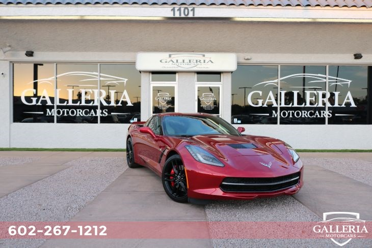 2014 Chevrolet Corvette Stingray For Sale