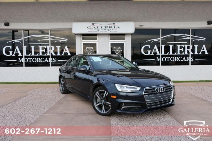 2017 Audi A4 For Sale