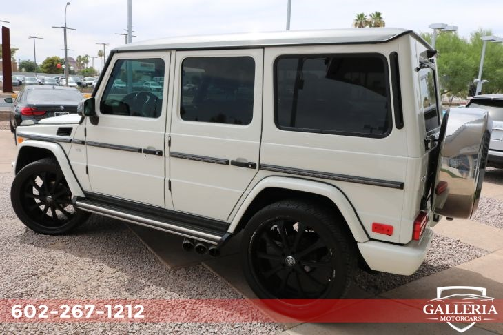 2013 Mercedes-Benz G 550 For Sale