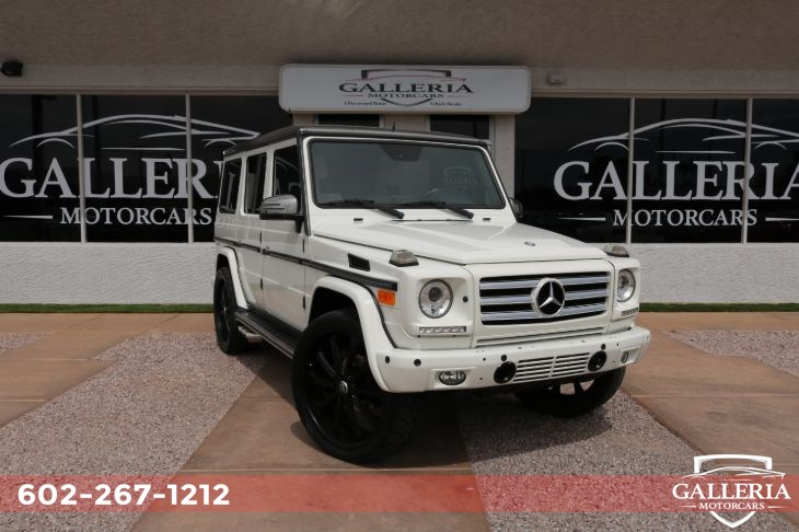 2013 Mercedes-Benz G 550 SUV