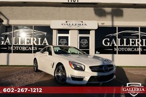 View 2015 Mercedes-Benz SL 63