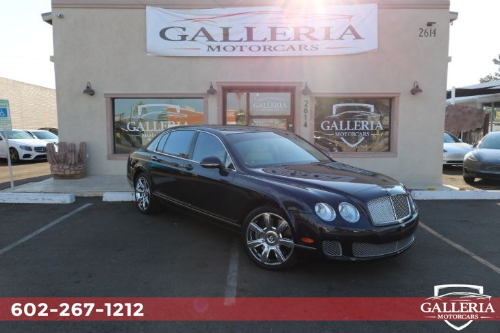 2010 Bentley Continental Flying Spur For Sale