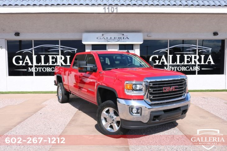 2016 GMC Sierra 2500HD For Sale