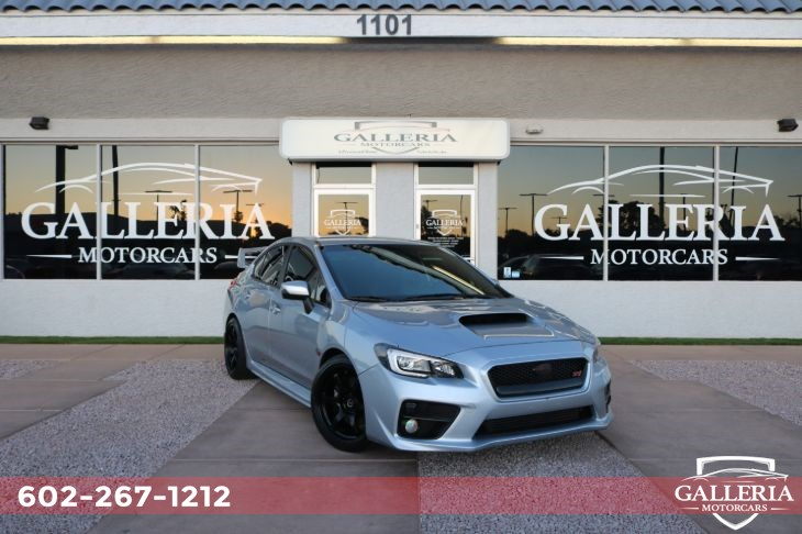 2016 Subaru WRX STI Fully Built BIG Turbo Build