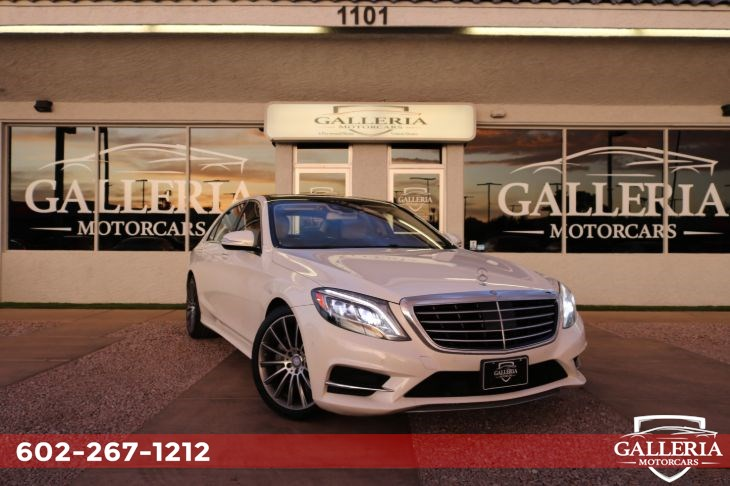 2014 Mercedes-Benz S 550 For Sale