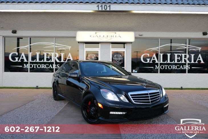 2012 Mercedes-Benz E 63 For Sale