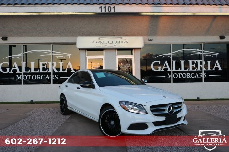 2016 Mercedes-Benz C 300 4MATIC Luxury