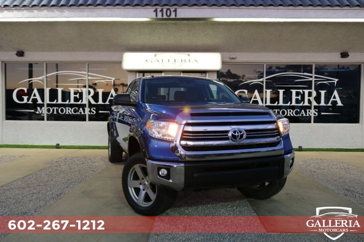 2016 Toyota Tundra 4WD For Sale