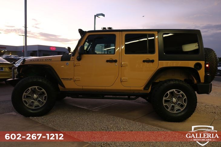2014 Jeep Wrangler Unlimited For Sale