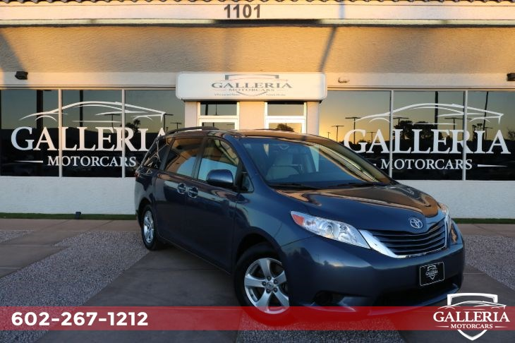 2017 Toyota Sienna For Sale