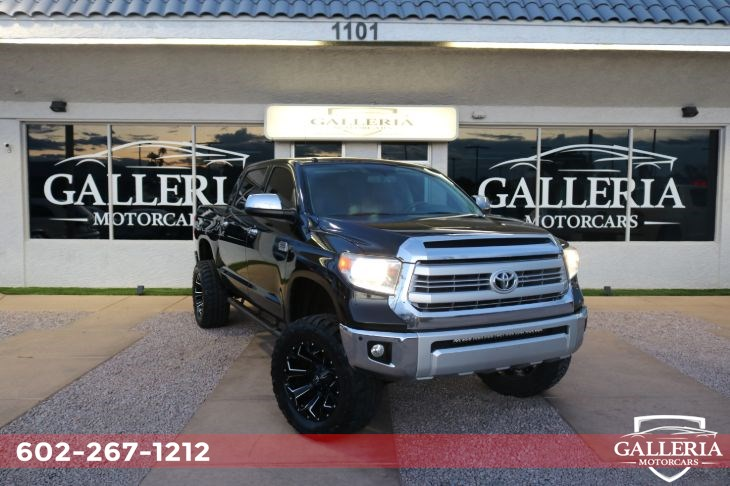 2014 Toyota Tundra 1794 Edition For Sale