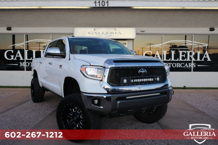 2018 Toyota Tundra 4WD For Sale