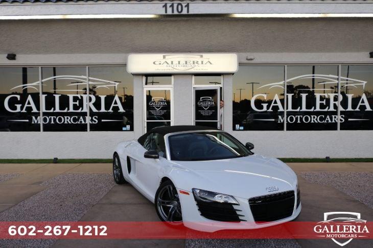 2011 Audi R8 For Sale