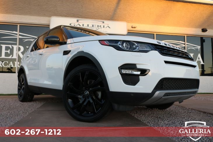 2015 Land Rover Discovery Sport For Sale