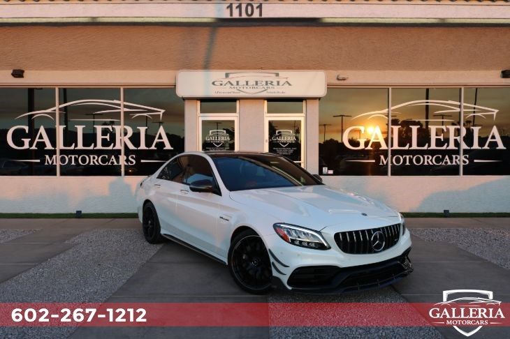 2019 Mercedes-Benz AMG C 63 For Sale
