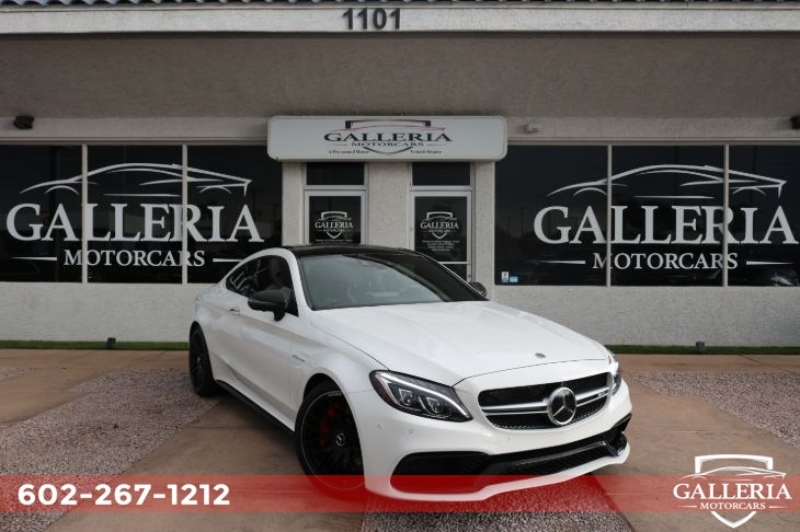 2018 Mercedes-Benz AMG C 63 S For Sale
