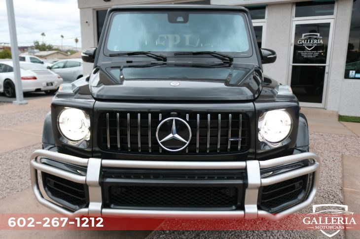 2019 Mercedes-Benz AMG G 63 For Sale