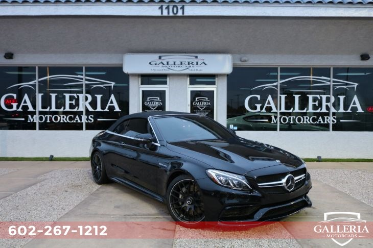 2018 Mercedes-Benz AMG C 63 For Sale