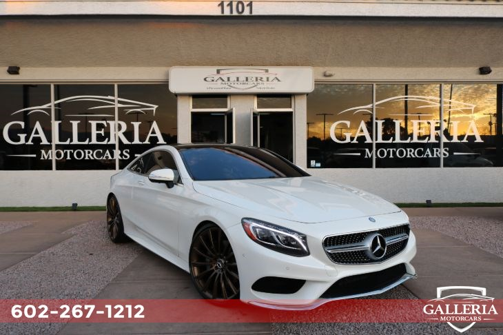 2016 Mercedes-Benz S 550 For Sale