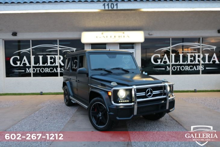 2014 Mercedes-Benz G 63 For Sale