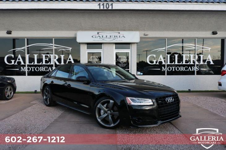 2018 Audi A8 L For Sale