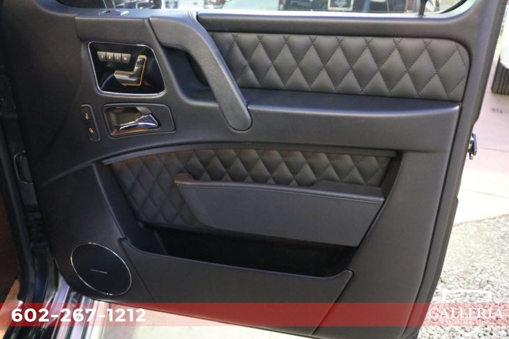 2016 Mercedes-Benz AMG G 63 For Sale