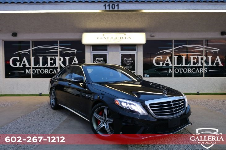 2016 Mercedes-Benz AMG S 63 For Sale