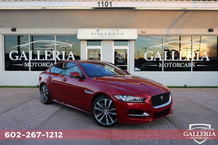 2017 Jaguar XE For Sale