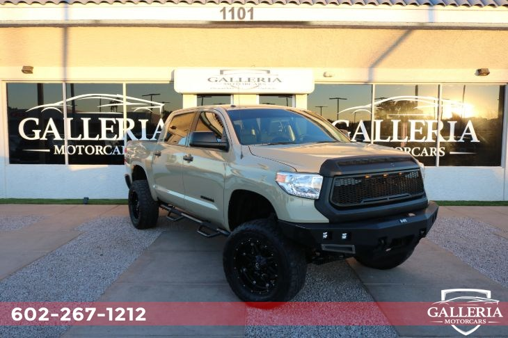 2017 Toyota Tundra 4WD For Sale
