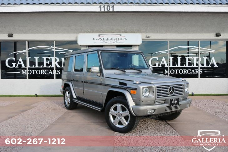 2007 Mercedes-Benz G500 SUV