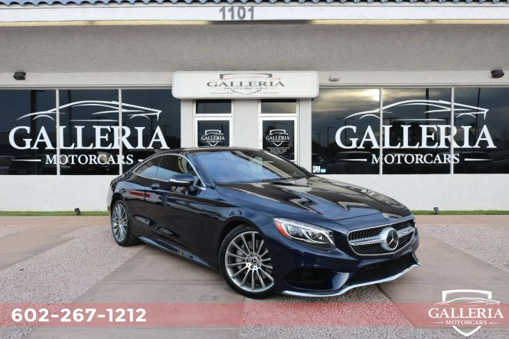 2017 Mercedes-Benz S 550 For Sale