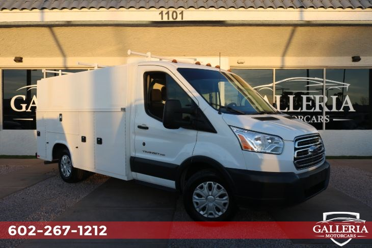 2015 Ford Transit Cutaway For Sale