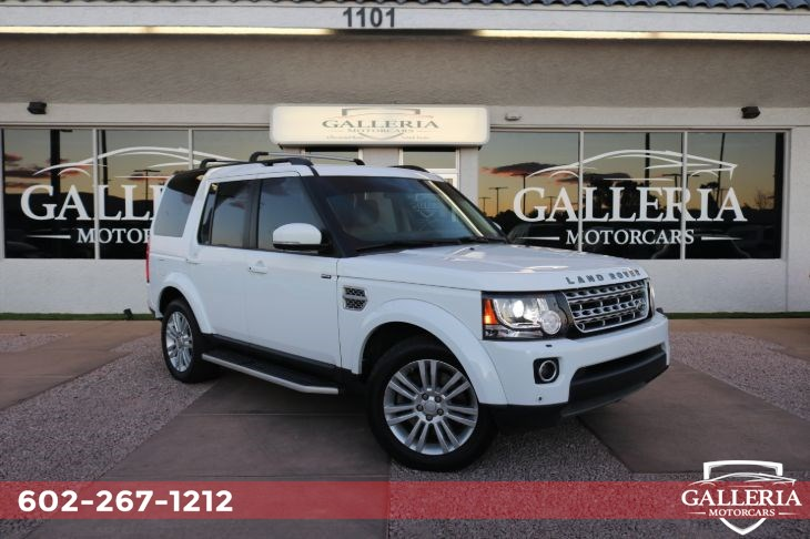 2015 Land Rover LR4 For Sale