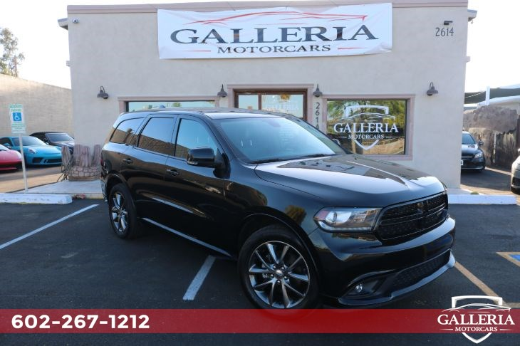 2017 Dodge Durango For Sale